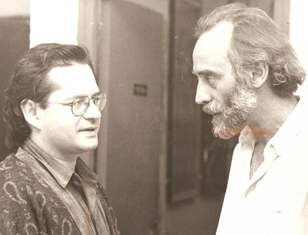 1988.3.23 con Javier Krahe
