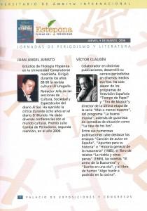 06.3.9 Periodismo y literatura en Estepona (2)