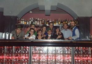 Con Lola Requena y el equipo de Elígeme